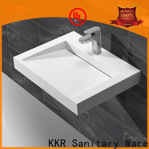 rectangle stylish wash basin supplier for home