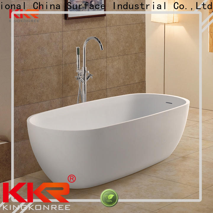 bulk production rectangular freestanding tub at discount for family decoration