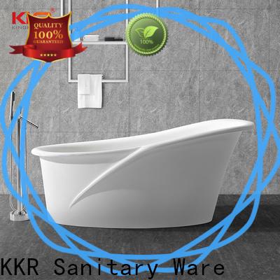 KingKonree bulk production freestanding baths price custom for bathroom