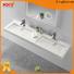 KingKonree stable wall hung bathroom basins manufacturer for home