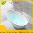 KingKonree small stand alone bathtub OEM for family decoration