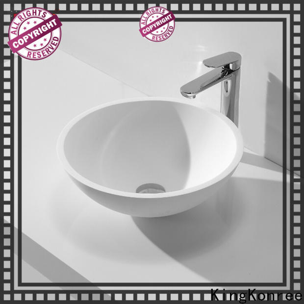 thermoforming bathroom countertops and sinks customized for home