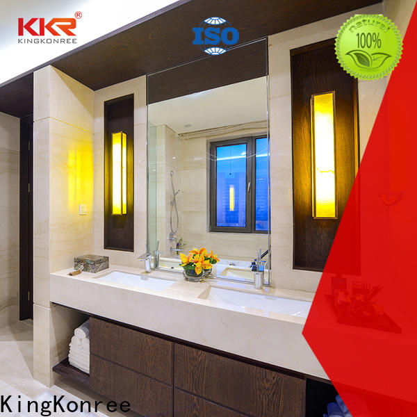 KingKonree quality bathroom tops under-mount for home