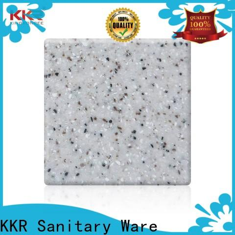 KingKonree white solid surface countertops supplier for room