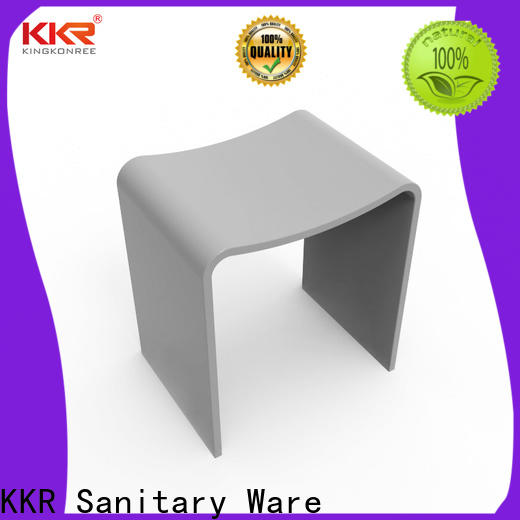 KingKonree bathroom chairs and stools bulk production for restaurant