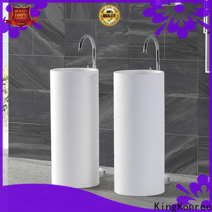 shelf freestanding basin manufacturer for home