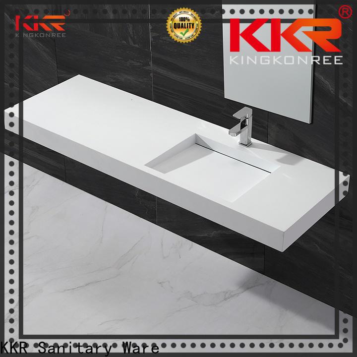 KingKonree washing washroom basin manufacturer for home