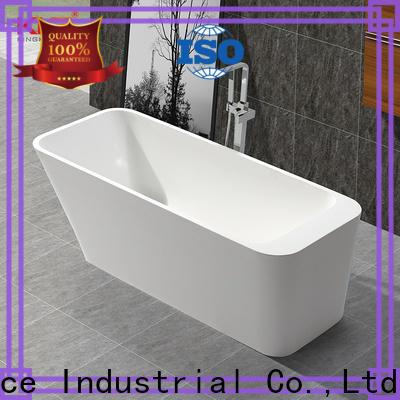 KingKonree solid surface bathtub OEM for bathroom