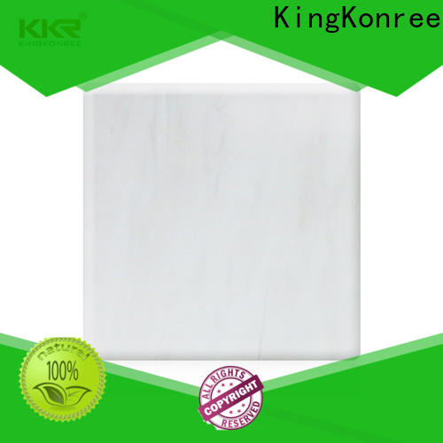 KingKonree reliable acrylic solid surface directly sale for home