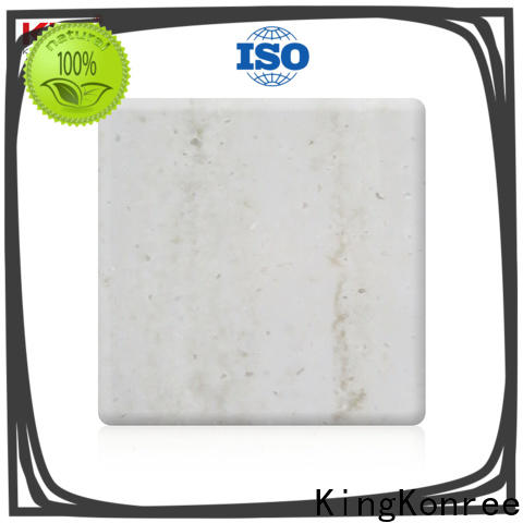 marble acrylic solid surface manufacturer for home
