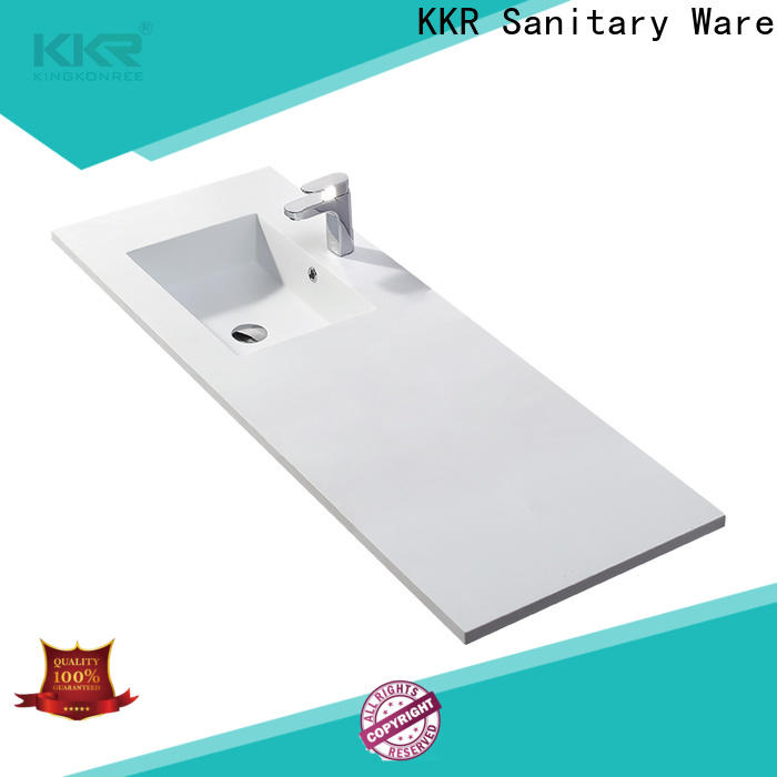 KingKonree stylish wash basin design for toilet