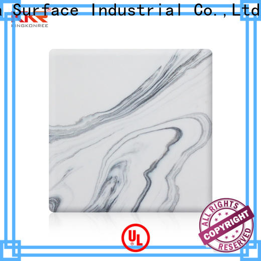 KingKonree solid surface sheets series for home