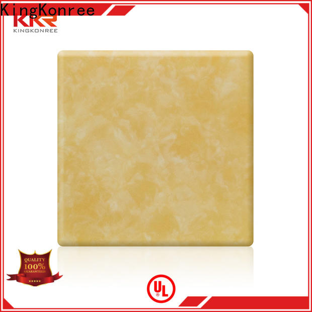 KingKonree wholesale acrylic sheets top brand for motel