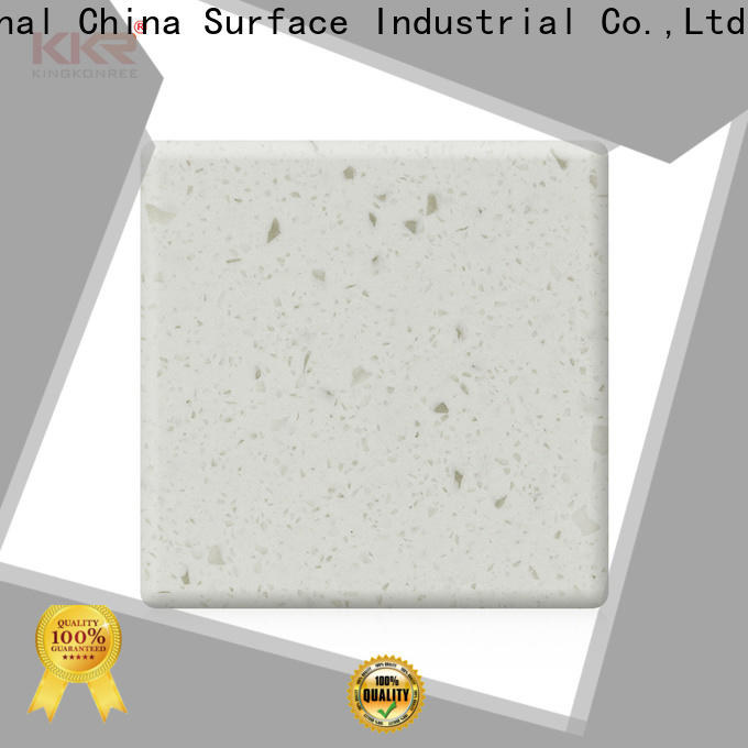 KingKonree gray modified acrylic solid surface design for room