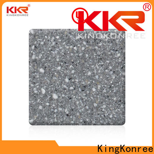 KingKonree solid surface countertop colors inquire now for room
