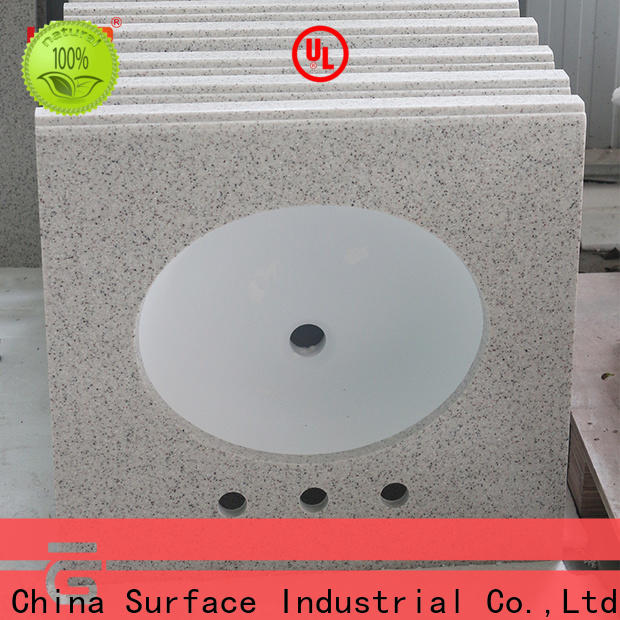 white acrylic countertops manufacturer for home