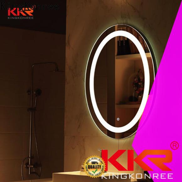 KingKonree custom bathroom mirrors high-end for bathroom