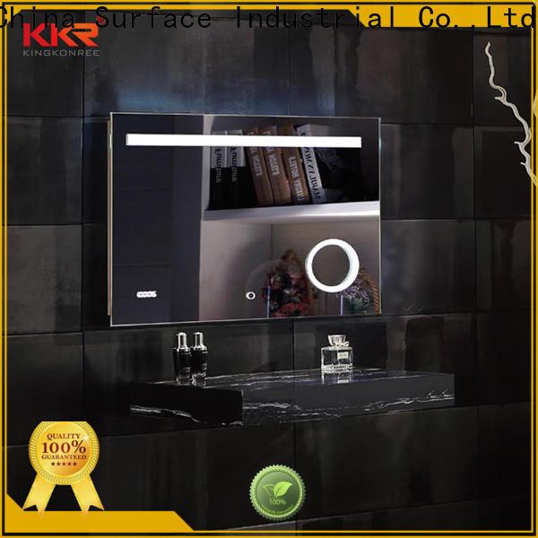 KingKonree artificial small decorative mirrors high-end for hotel