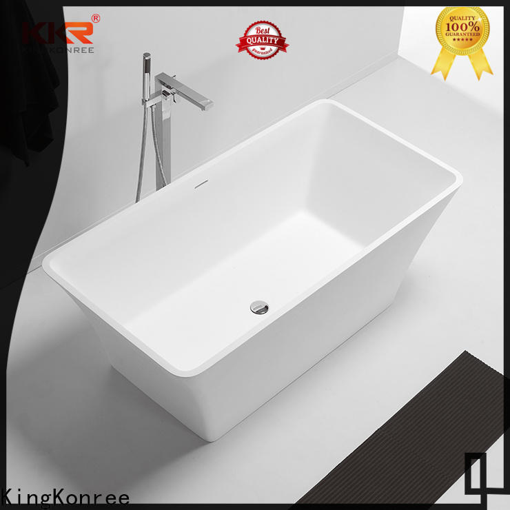 finish modern soaking tub overflow at discount