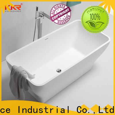 KingKonree freestanding baths price OEM for shower room