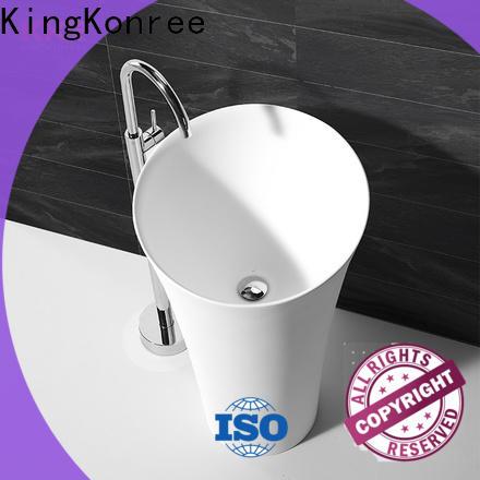 KingKonree at discount solid surface basin on-sale