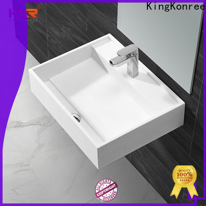 KingKonree wash hand basin highly-rated