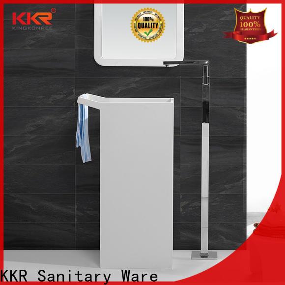 KingKonree gray bathroom sanitary ware manufacturer fot bathtub