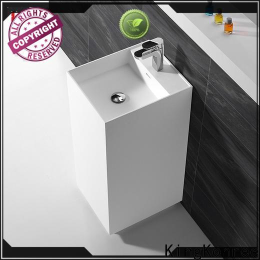 KingKonree bathroom sanitary ware personalized fot bathtub