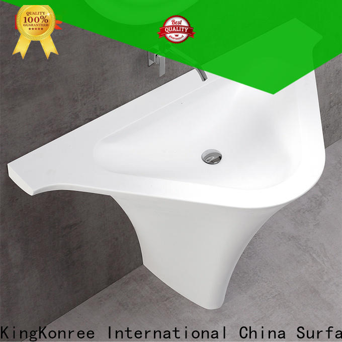 KingKonree designer wash basin for wholesale for family