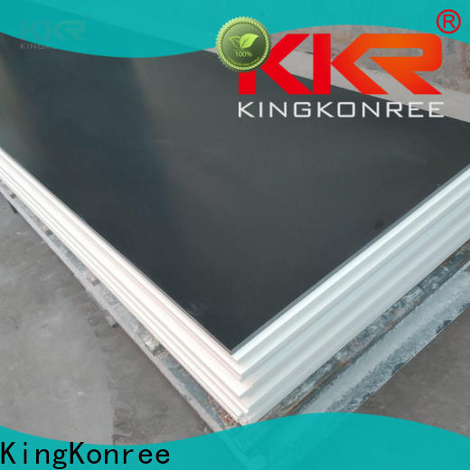 KingKonree stable acrylic solid surface with good price for home