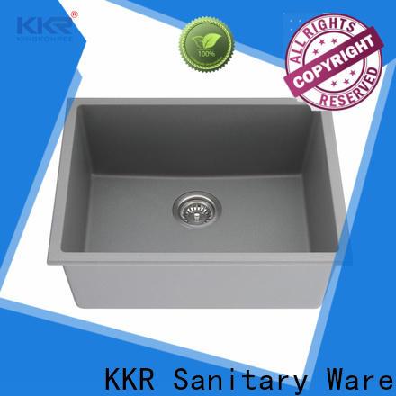 approved best undermount kitchen sinks supplier for hotel