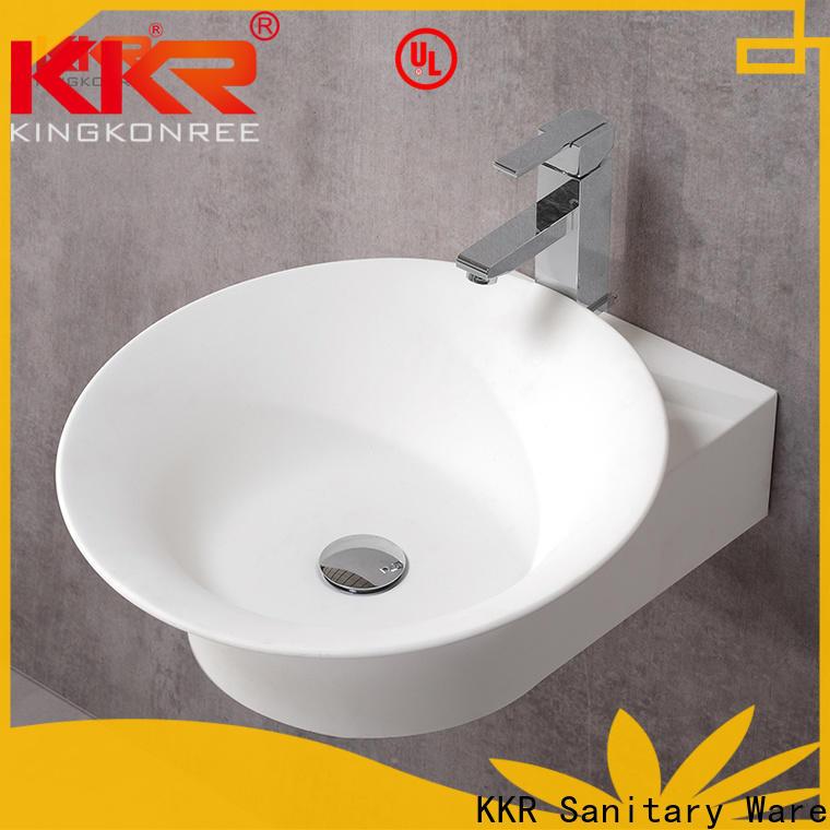 KingKonree small wash basin manufacturer for hotel