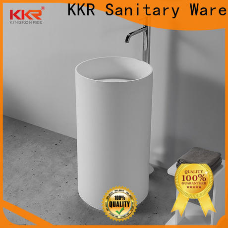 KingKonree basin stands for bathrooms factory price for motel