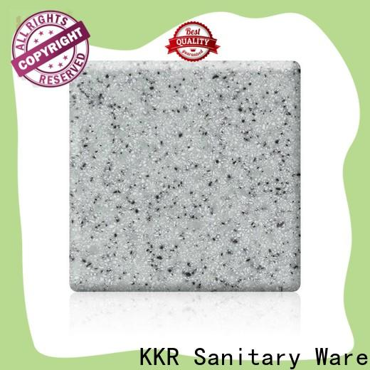KingKonree solid surface material customized for room