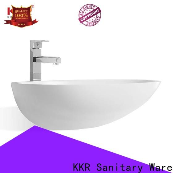 KingKonree excellent small countertop basin manufacturer for home