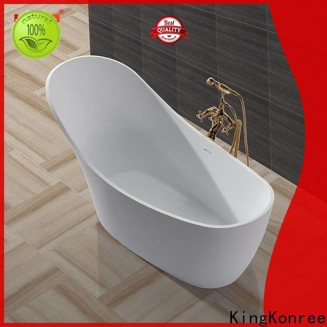 KingKonree bulk production best soaking tub supplier for bathroom