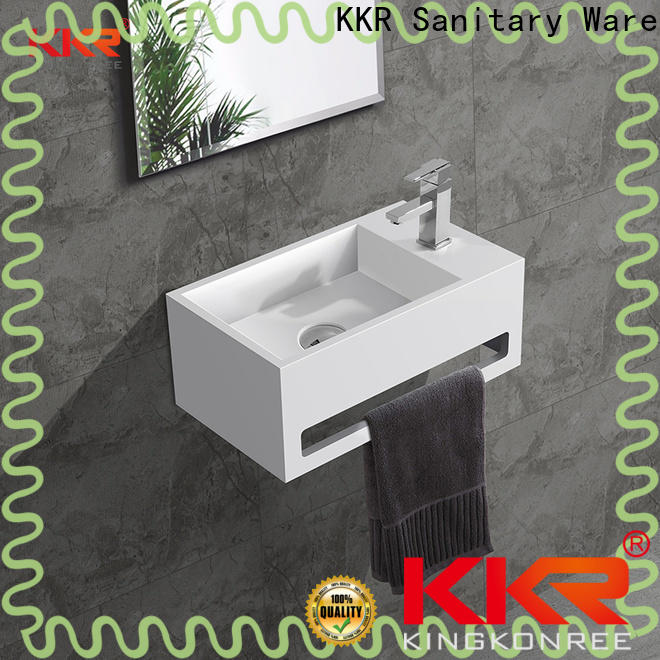 KingKonree washroom basin supplier for toilet