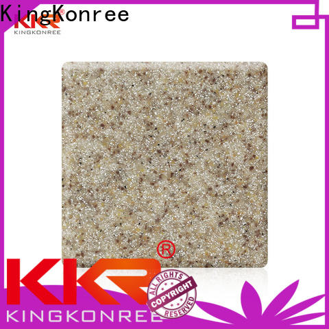 gray solid surface material manufacturer for home