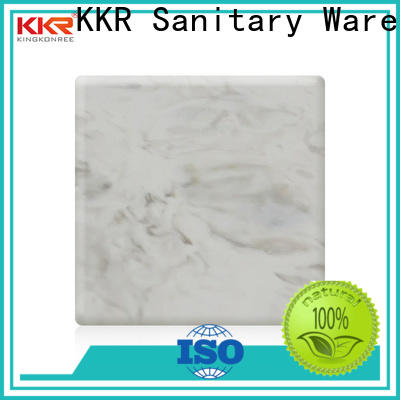KingKonree acrylic solid surface directly sale for room