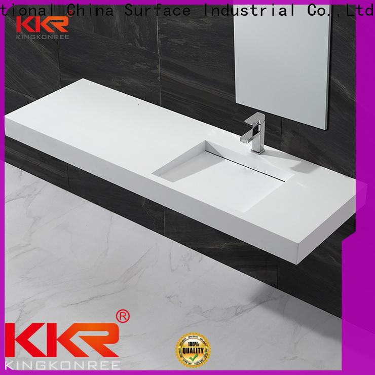 moden wall hung bathroom basins supplier for home