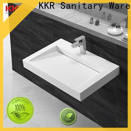 KingKonree quality stylish wash basin design for bathroom