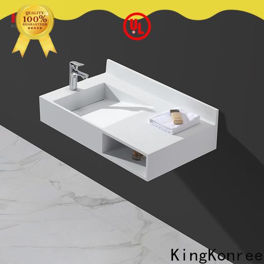 fancy stainless steel wash basin sink for hotel