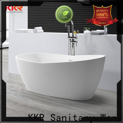 KingKonree freestanding bath free design for shower room