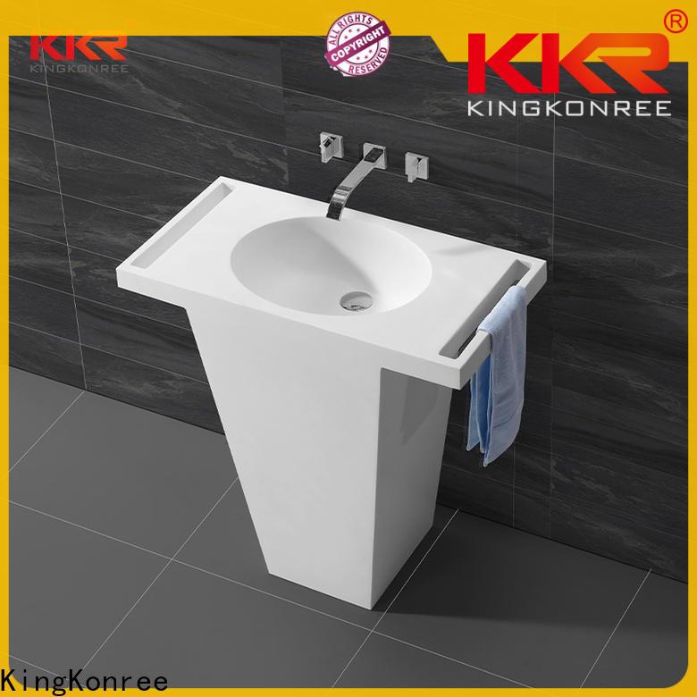 KingKonree cup shape wash hand basin top-brand