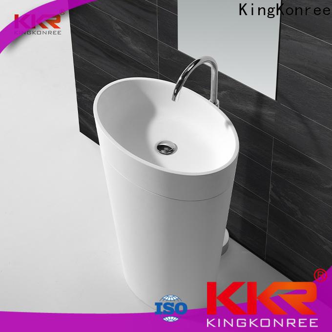 KingKonree highend under counter wash basin customized for bathroom