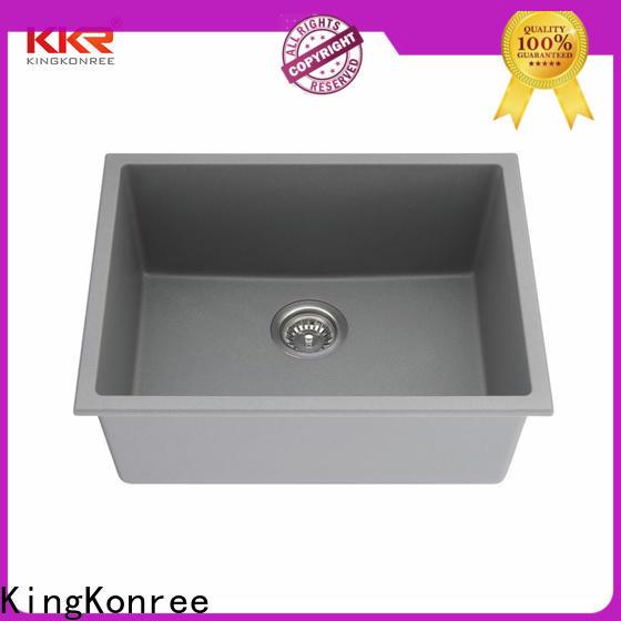 quality black undermount kitchen sink manufacturer for household