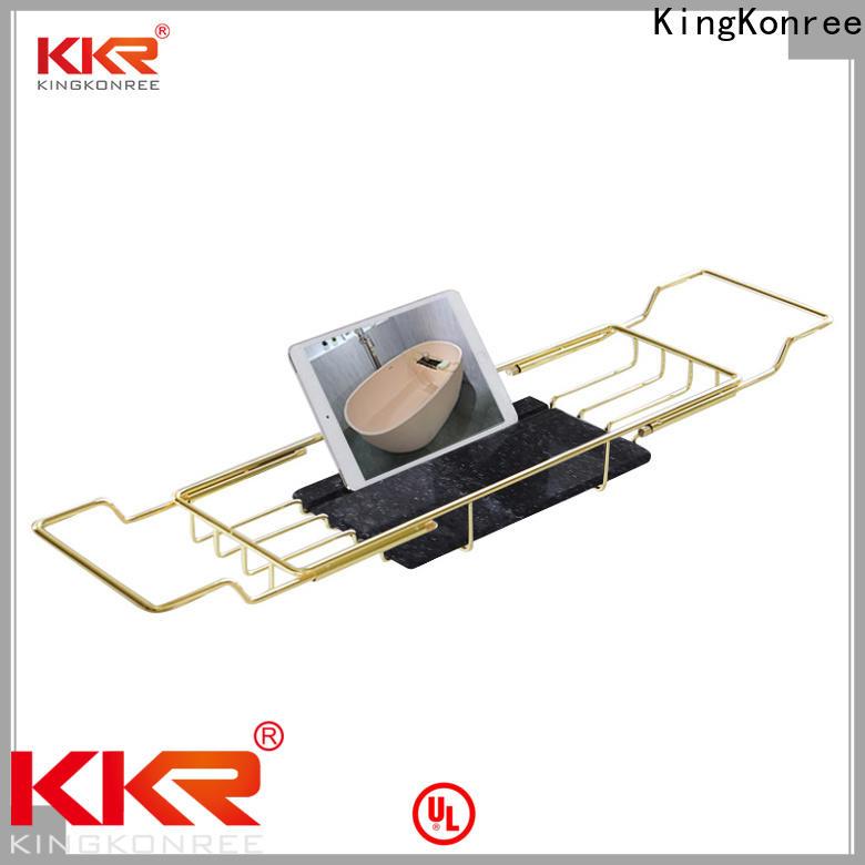 KingKonree bathroom shelves supplier for households