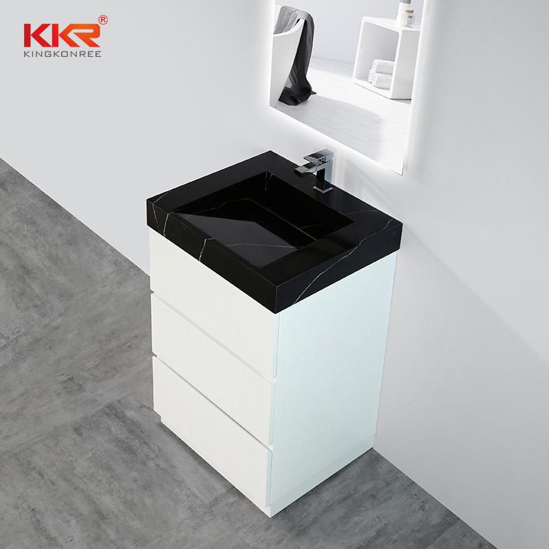 KingKonree under basin cabinet manufacturer for hotel