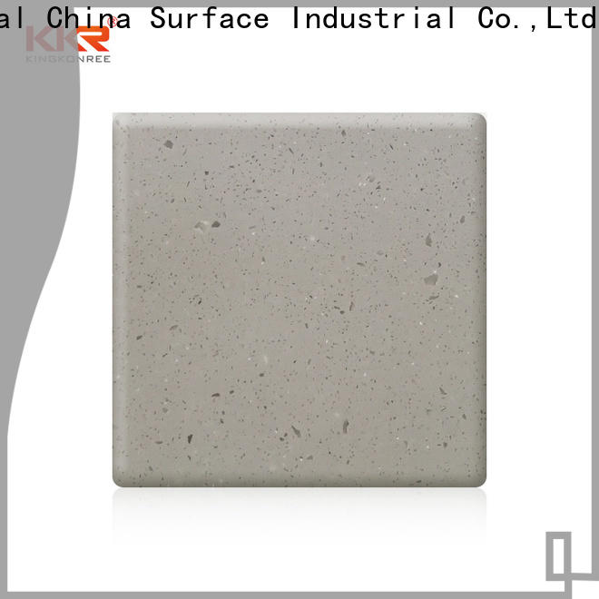 KingKonree 3660mm white solid surface countertops customized for home