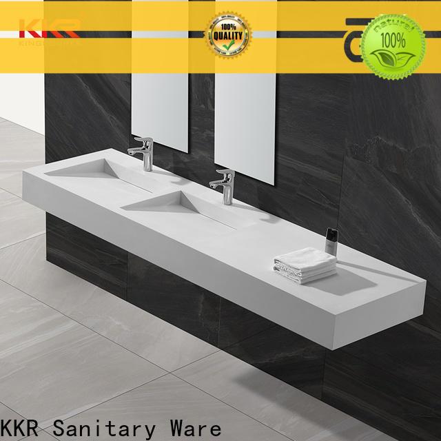 KingKonree stylish wash basin customized for hotel